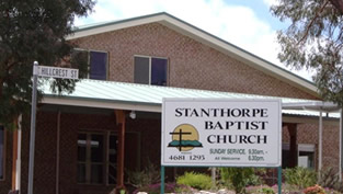 Stanthorpe Baptist Church - Love In Action